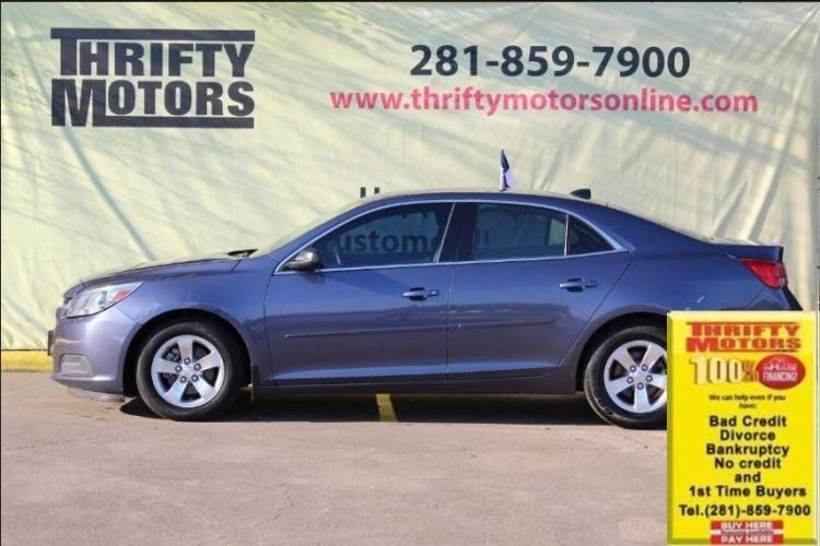 2014 Chevrolet Malibu LS 4dr Sedan