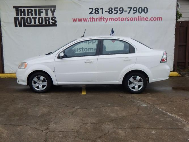 2009 Chevrolet Aveo LS 4dr Sedan