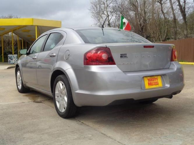 2014 Pewter Dodge Avenger (1C3CDZAB9EN) with an 2.4L I4 2.4L I4 engine, Automatic 4-Speed transmission, located at 4509 Highway 6 North, Houston, TX, 77084, (281) 859-4646, 29.848997, -95.645760 - Photo #5